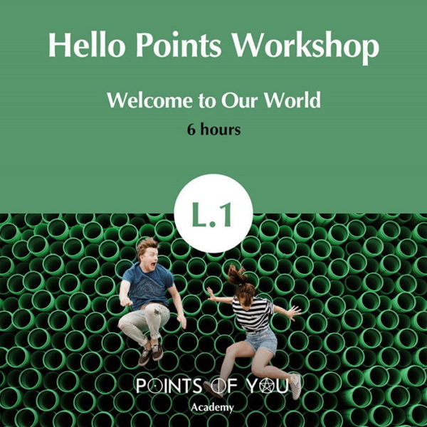 L.1 Hello Points Workshop - Points of You